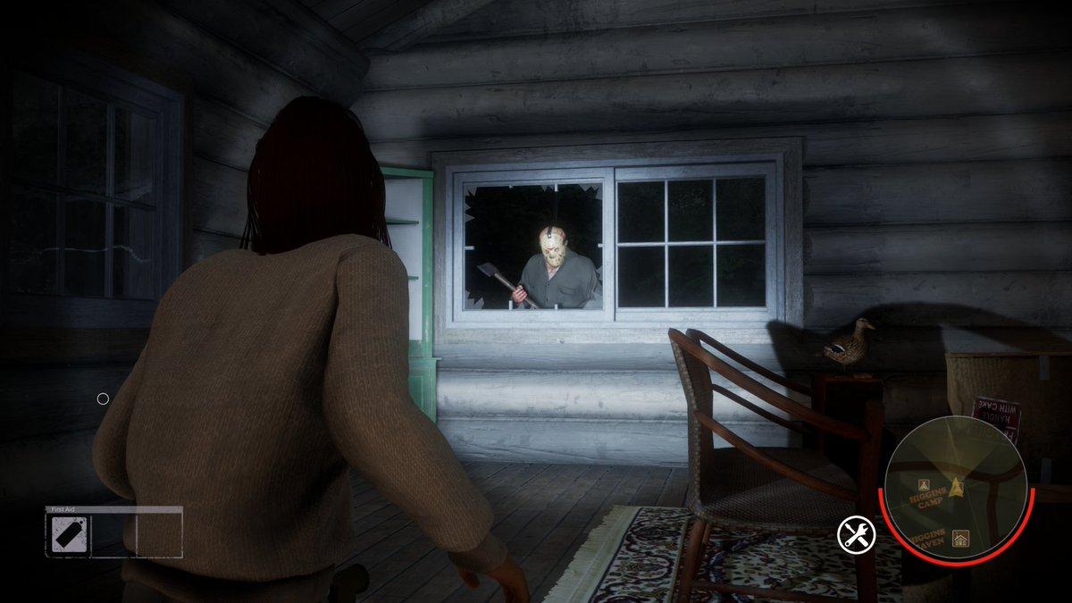 13'üncü Cuma'da Jason'dan Kaçmak için 5 Tavsiye: Oyun 1