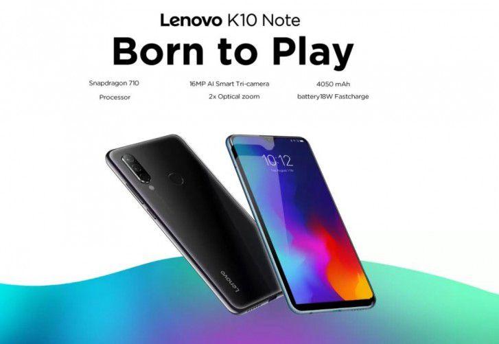 Lenovo A6 Note ve K10 Note Flipkart listeleri tarafından açıklanan önemli özellikleri 3