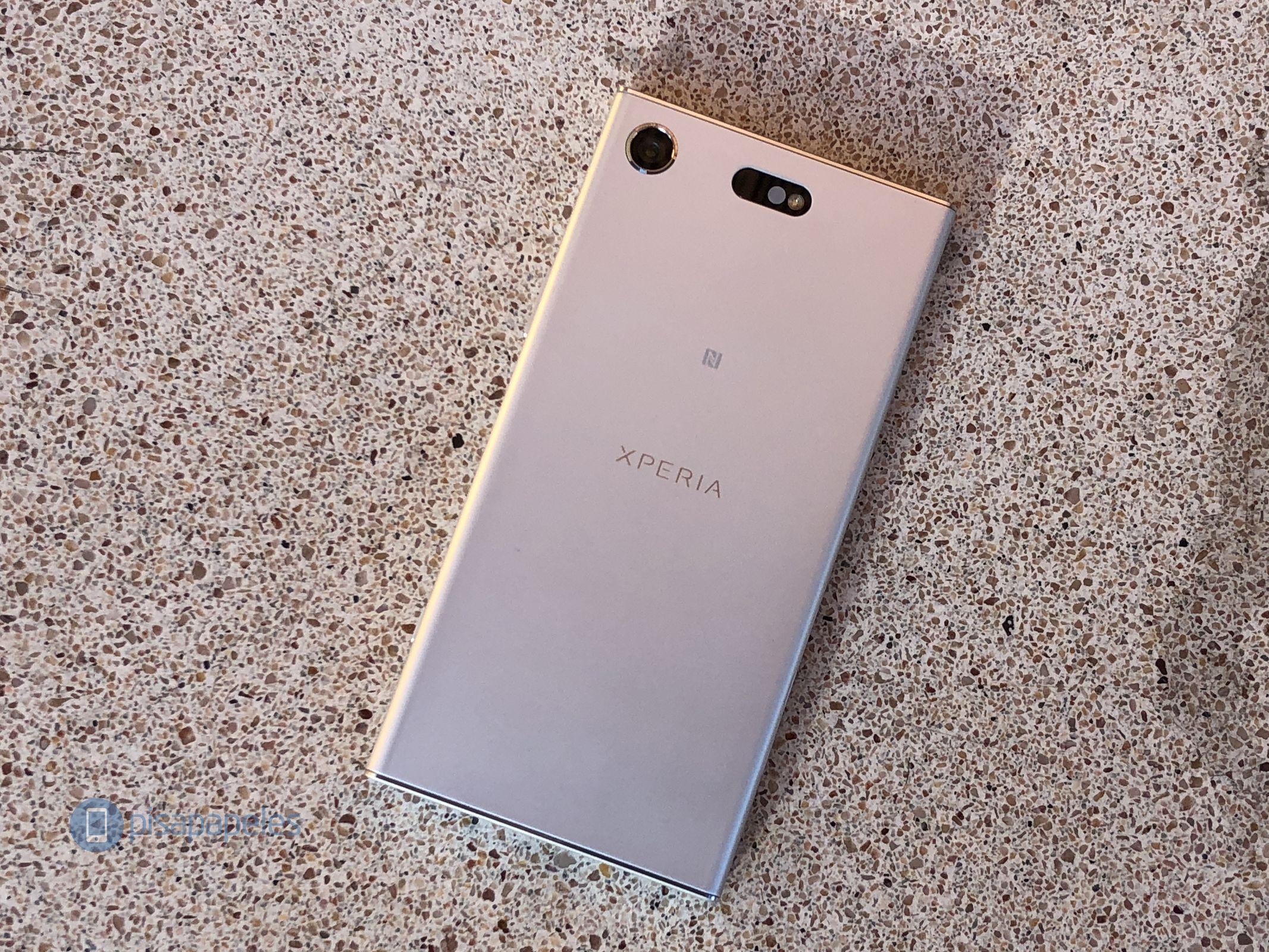 Sony Xperia XZ1 Compact Ürününü İnceleyin 3