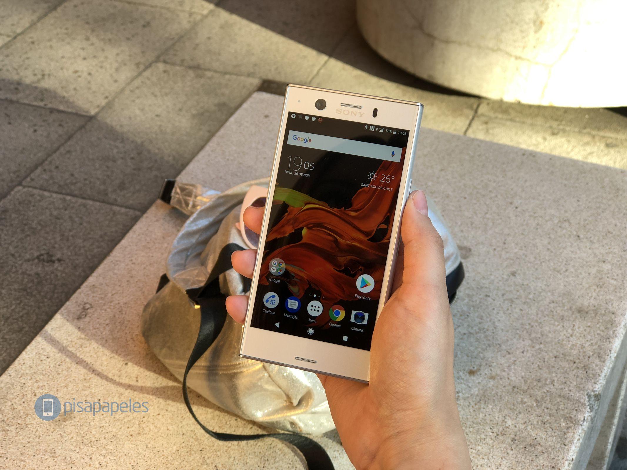 Sony Xperia XZ1 Compact Ürününü İnceleyin 5