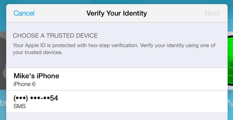 Apple Tüm Uygulamalar için iCloud'da iki adımlı doğrulamayı etkinleştir 2