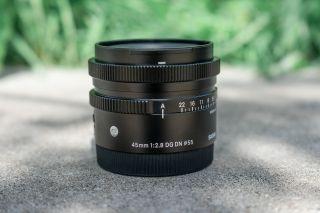 Objektiften diyafram açıklığını objektiften fotoğraf makinenize geçirmek için A ayarını seçin.
