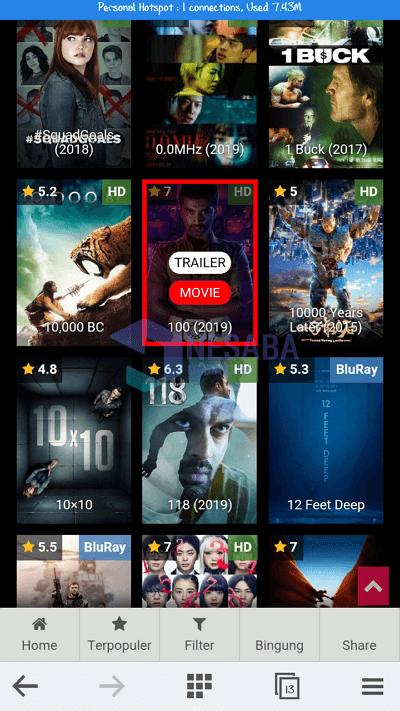 Uygulamalar olmadan Android Filmler Nasıl İndirilir