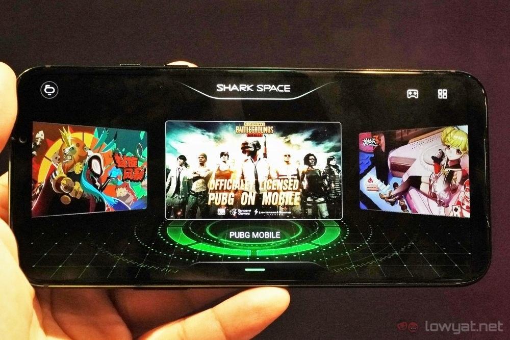 Black Shark 2 Pro Hands-On: Pro Moniker'i Kazanmak İçin İnce Değişiklikler 7