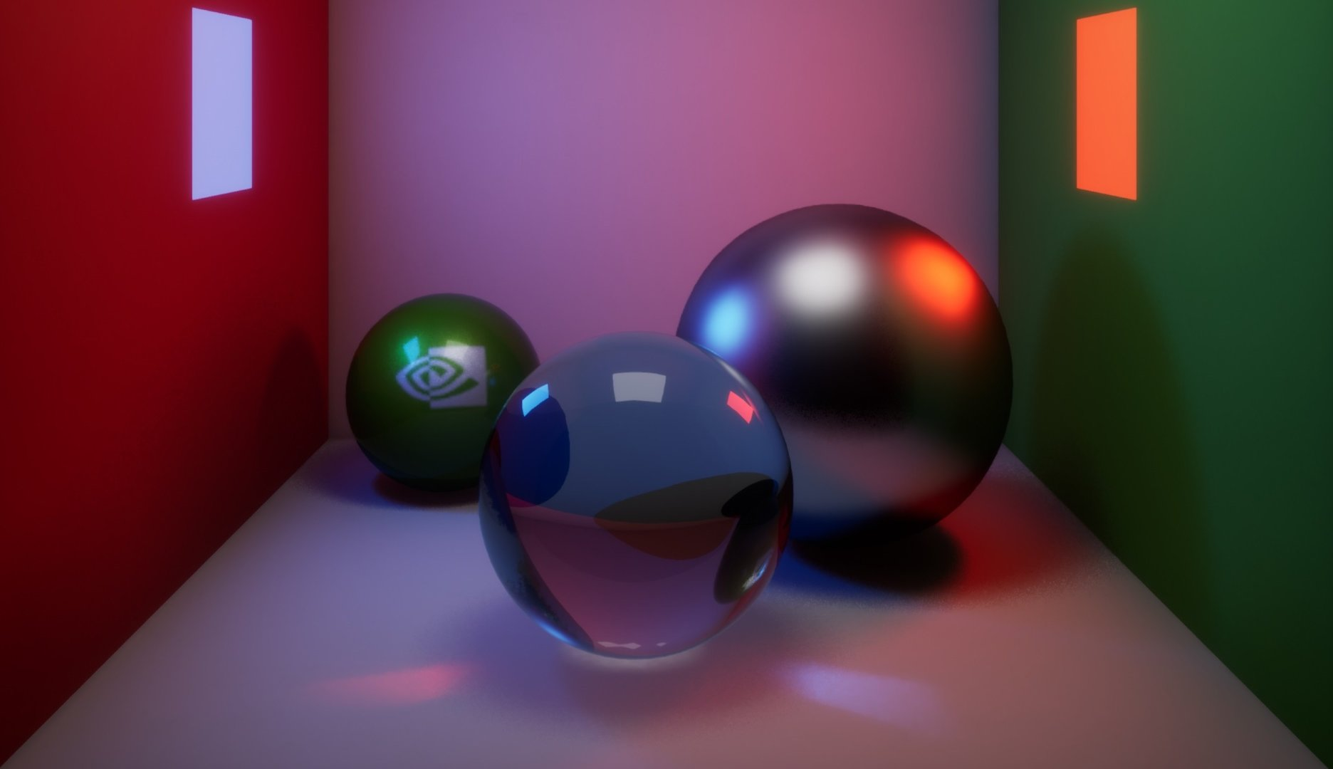 Kare Enix, PS5 ve Scarlett için Luminous Engine ışın izlemesini gösterir. 1