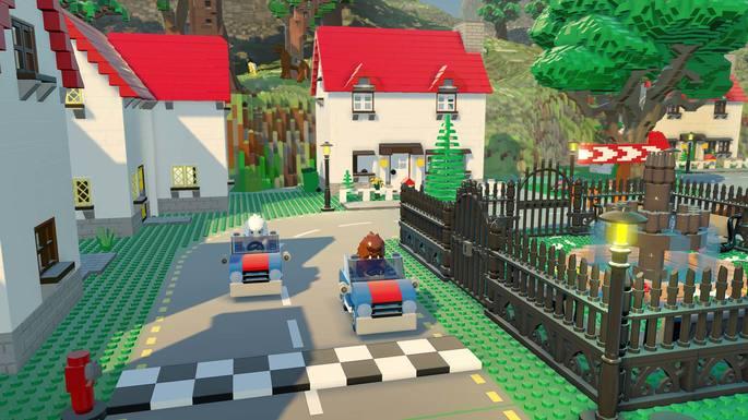 Lego dünyaları