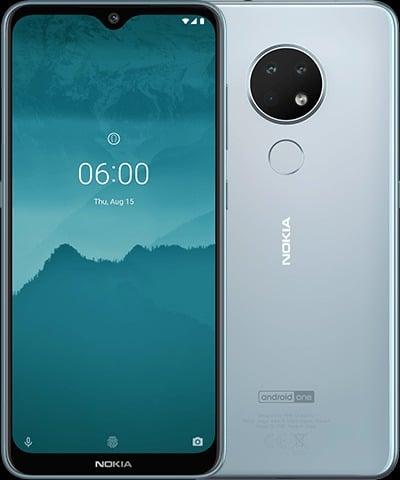 Nokia 6.2 ve 7.2