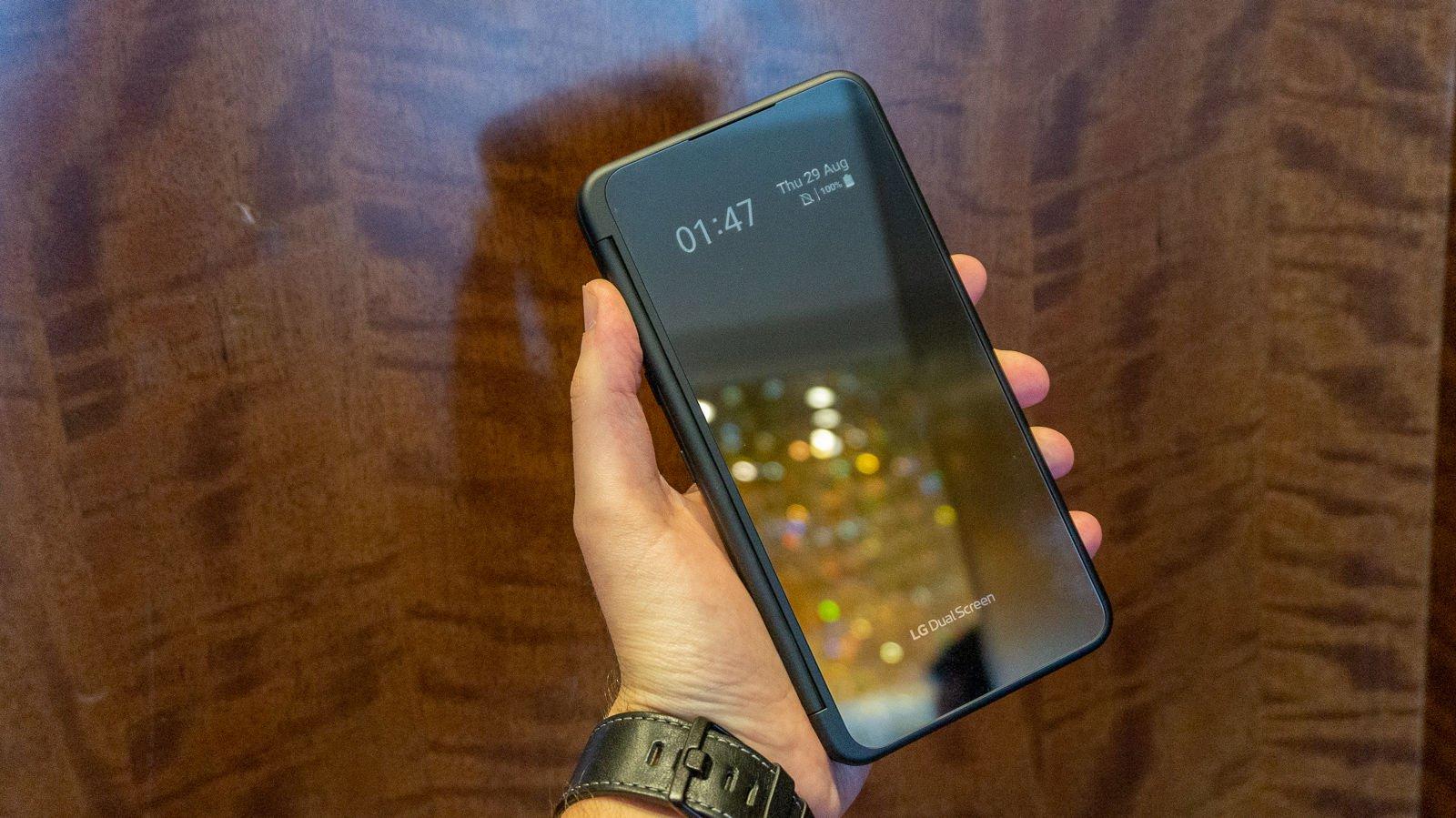 LG G8X ThinQ incelemesi: Uygulamalı 2