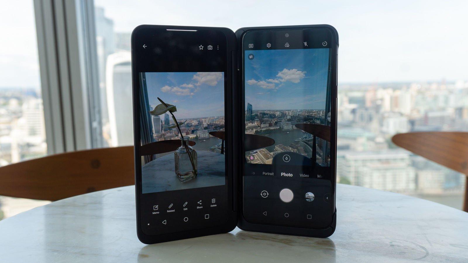 LG G8X ThinQ incelemesi: Uygulamalı 3