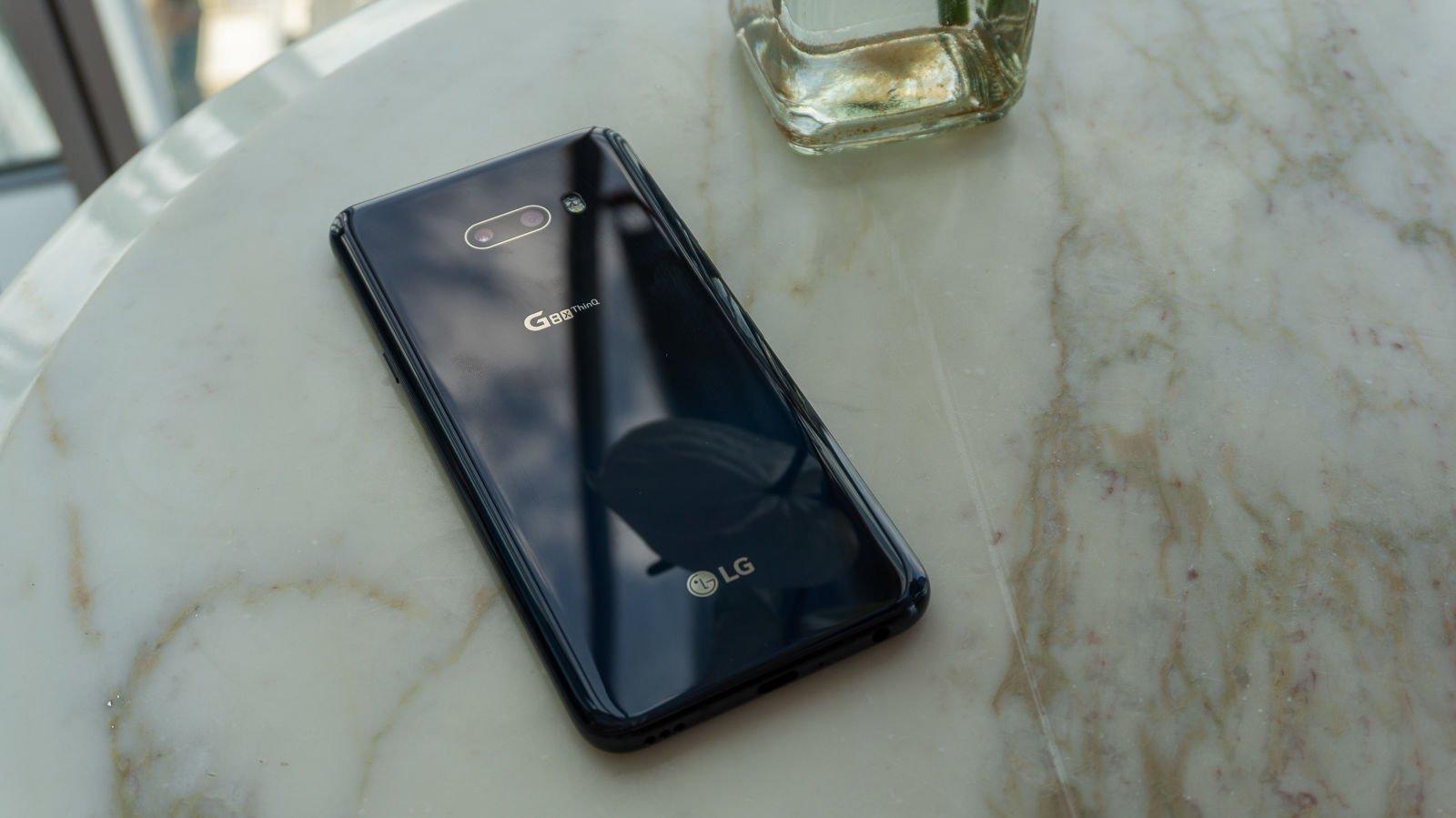 LG G8X ThinQ incelemesi: Uygulamalı 5