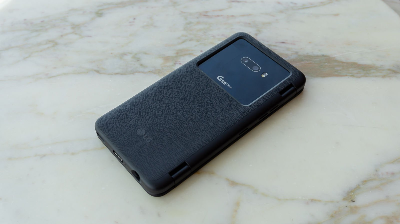 LG G8X ThinQ incelemesi: Uygulamalı 6