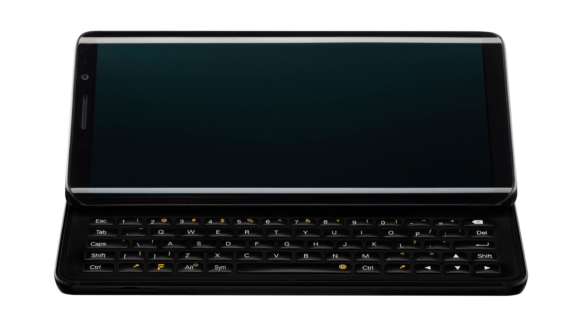 5.99 inçlik AMOLED ekran 155 derecelik bir açıyla devreye giriyor