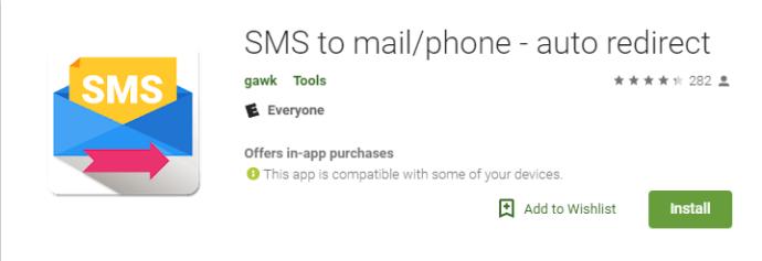 Metin Mesajlarını E-postalarınıza Yönlendirme 3