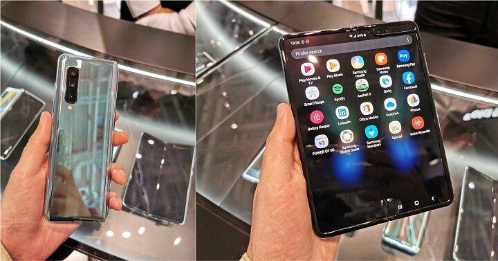 Resim - Yeni Samsung Galaxy Fold  İspanya'ya varış: fiyat ve yer durumu