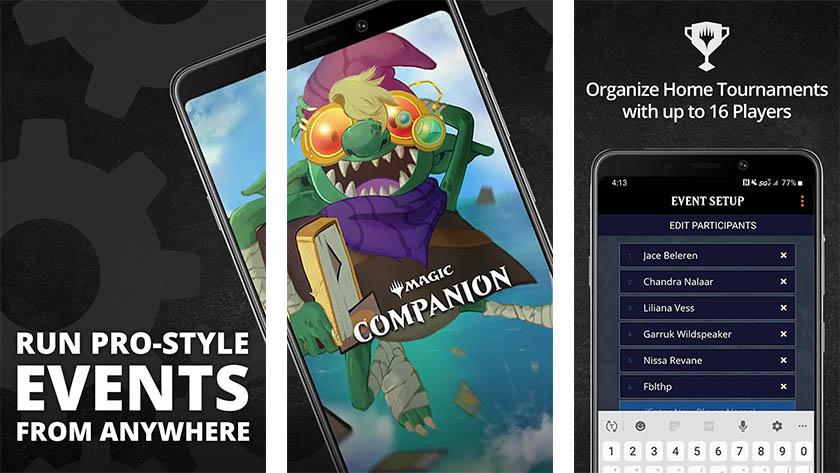 Magic The Gathering Companion en iyi yeni android uygulamalarından biridir