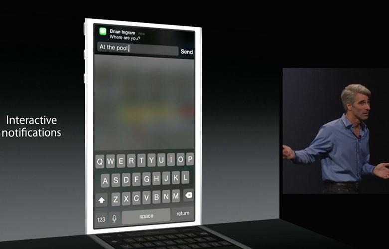 5 yarın iOS 8 ile gelecek olan geliştirmeler 3