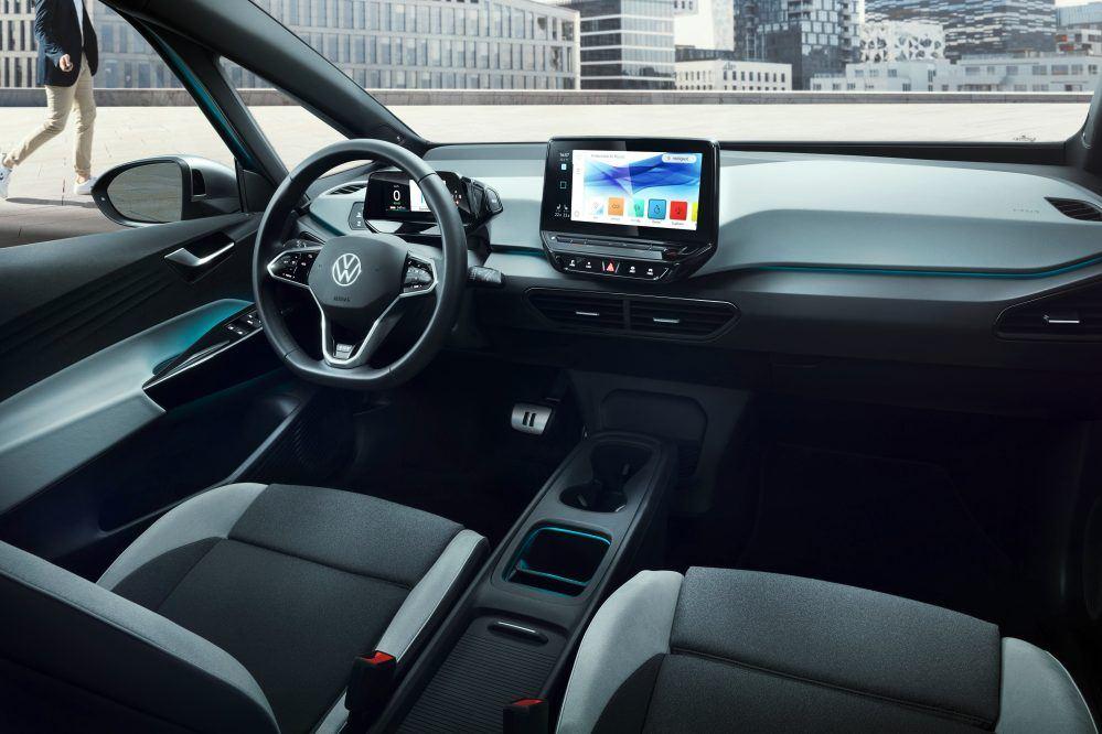 VW ID 3 Akü Aralığı