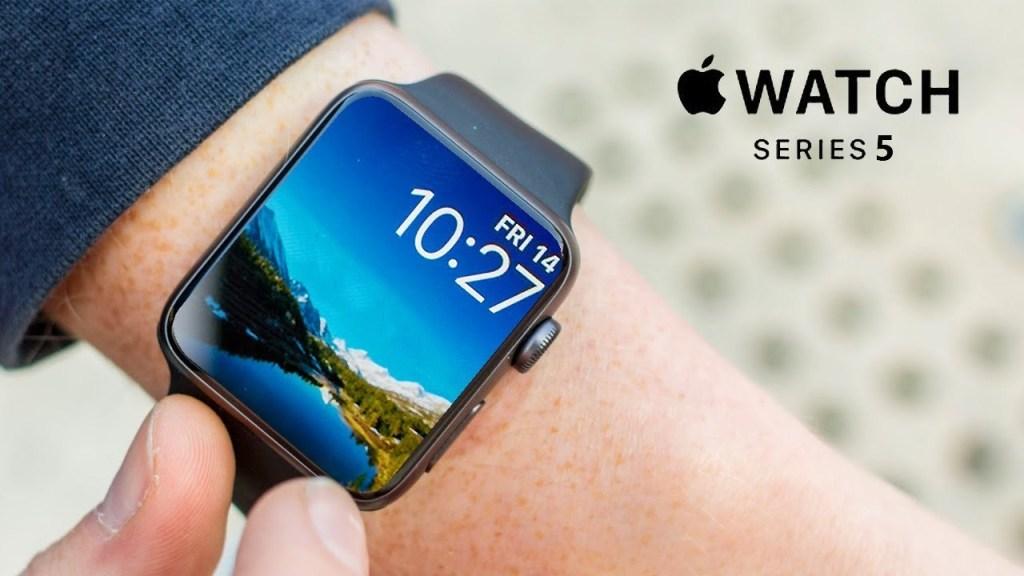 Yeni ile Apple Watch 5, yeni güvenlik sistemleri ve yeni sağlık geliştirme sistemleri yükselecek