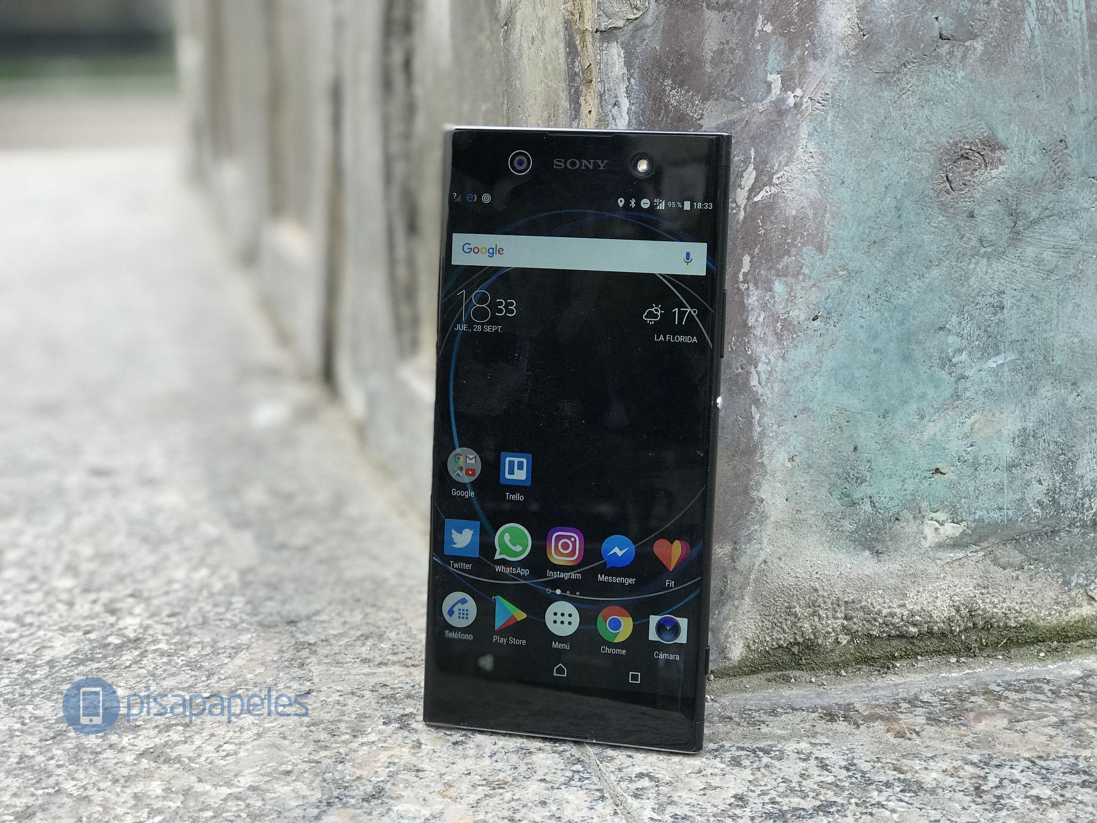 Sony Xperia XA1 Ultra incelemesi 2