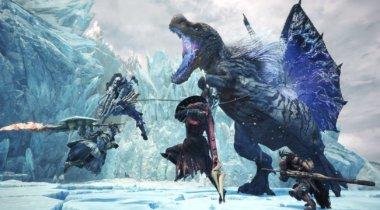 Monster Hunter World: Olumlu yorumlar ile Iceborne sporu yeni fragman 1