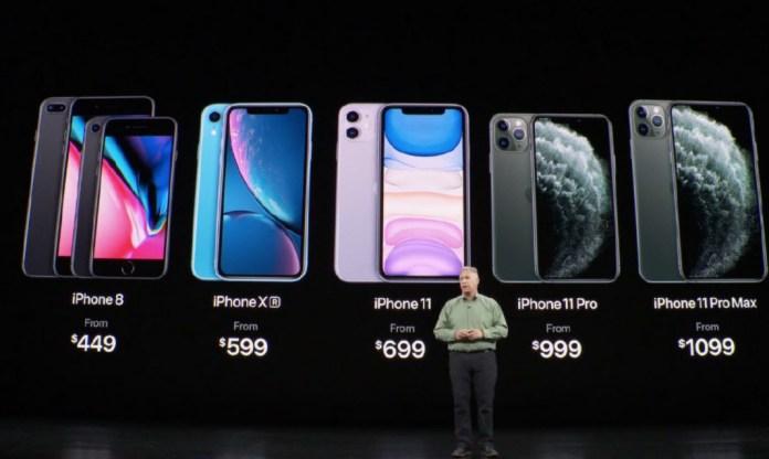 İPhone 11 Pro ve iPhone 11 Pro Max'in sürümleri ve fiyatları 3