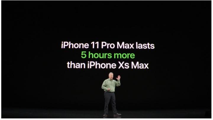 iPhone 11 - Batarya adına sınırlı performans? 1