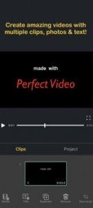 Mükemmel Video, Movie Maker