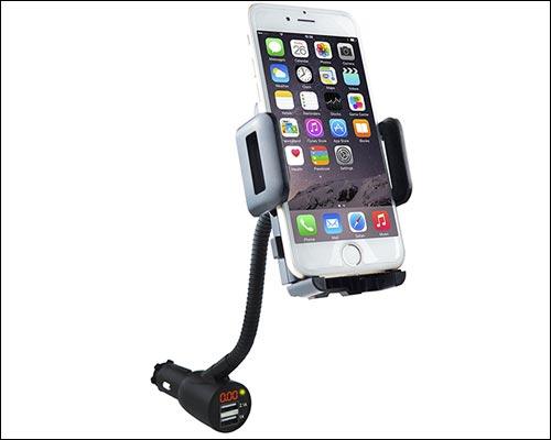 Soaiy iPhone X, 8 Plus ve 8 Araç Şarj Cihazı