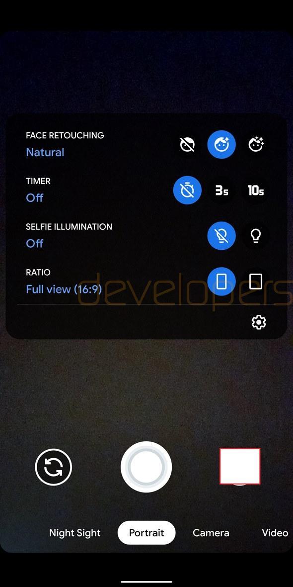 Google Kamera 7.0 ekran görüntüsü 3