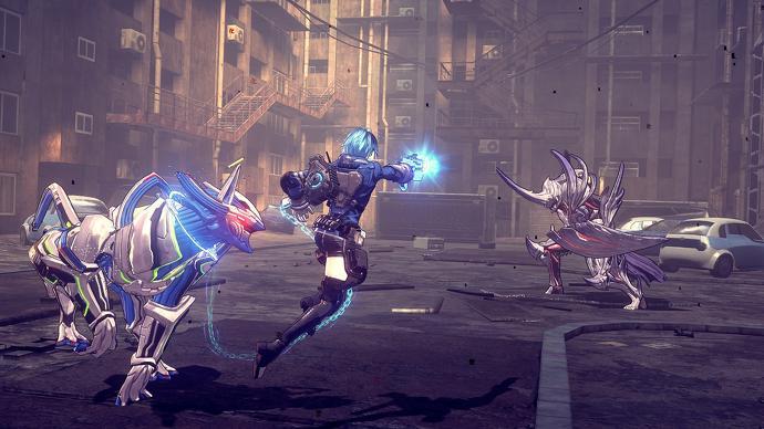 Astral Chain birçok etkisi olan bir oyundur, ancak çok yeni geliyor 2