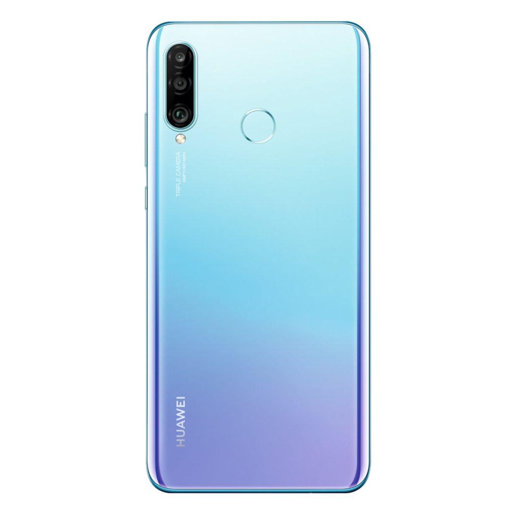 - wei Huawei P30 Lite, Solunum Kristalleri renk çeşidini alacak »- 4