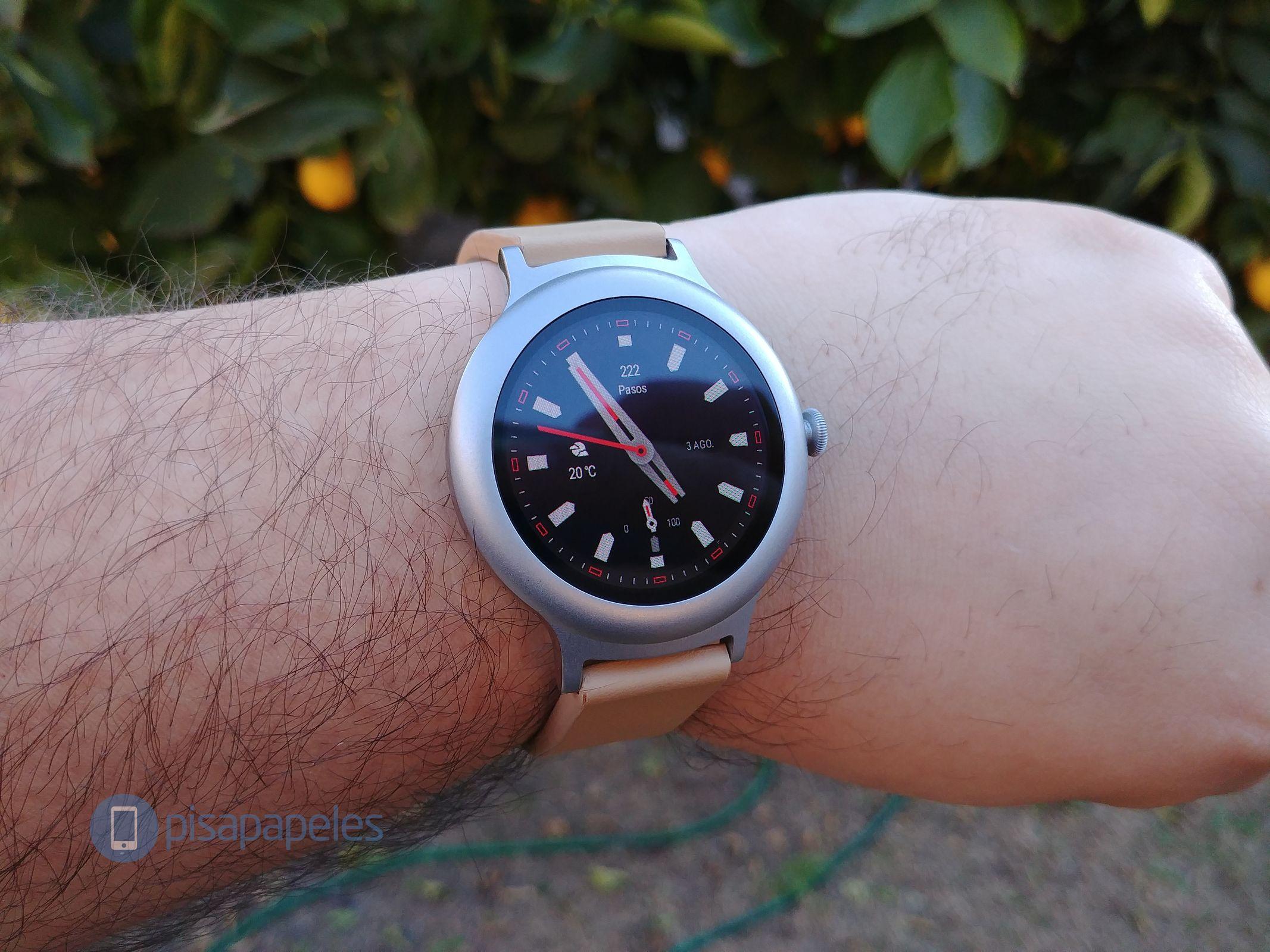 LG Saat Stilini İnceleyin 7