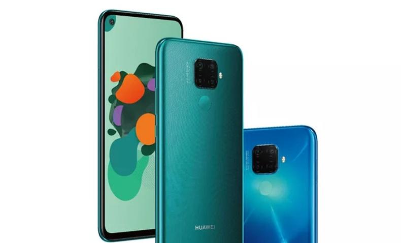 Huawei Mate 30 Serisinin Büyüleyici Tasarımı Sızdırıldı 4
