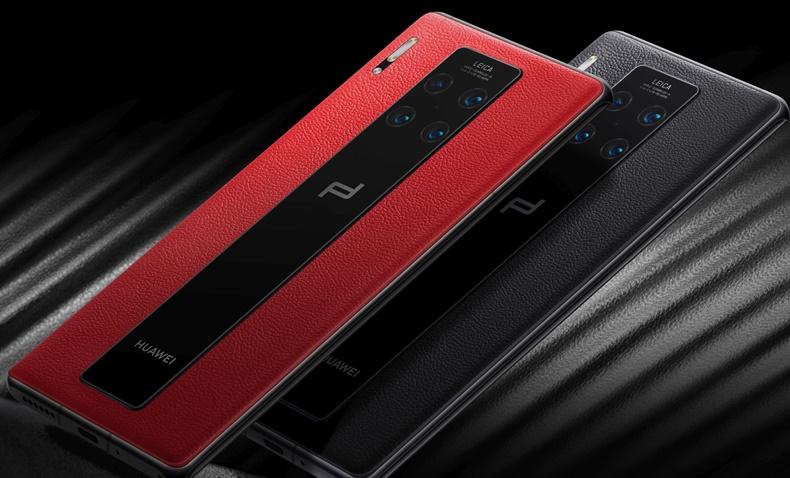 Huawei Mate 30 Serisinin Büyüleyici Tasarımı Sızdırıldı 5