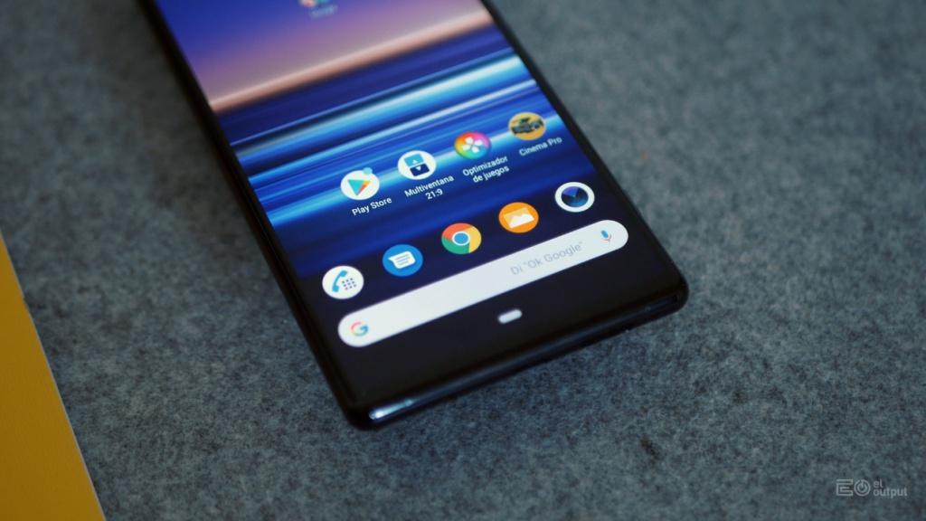 Xperia X1 ekran kalitesi