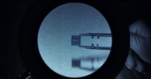 A13 Biyonik İşlemci