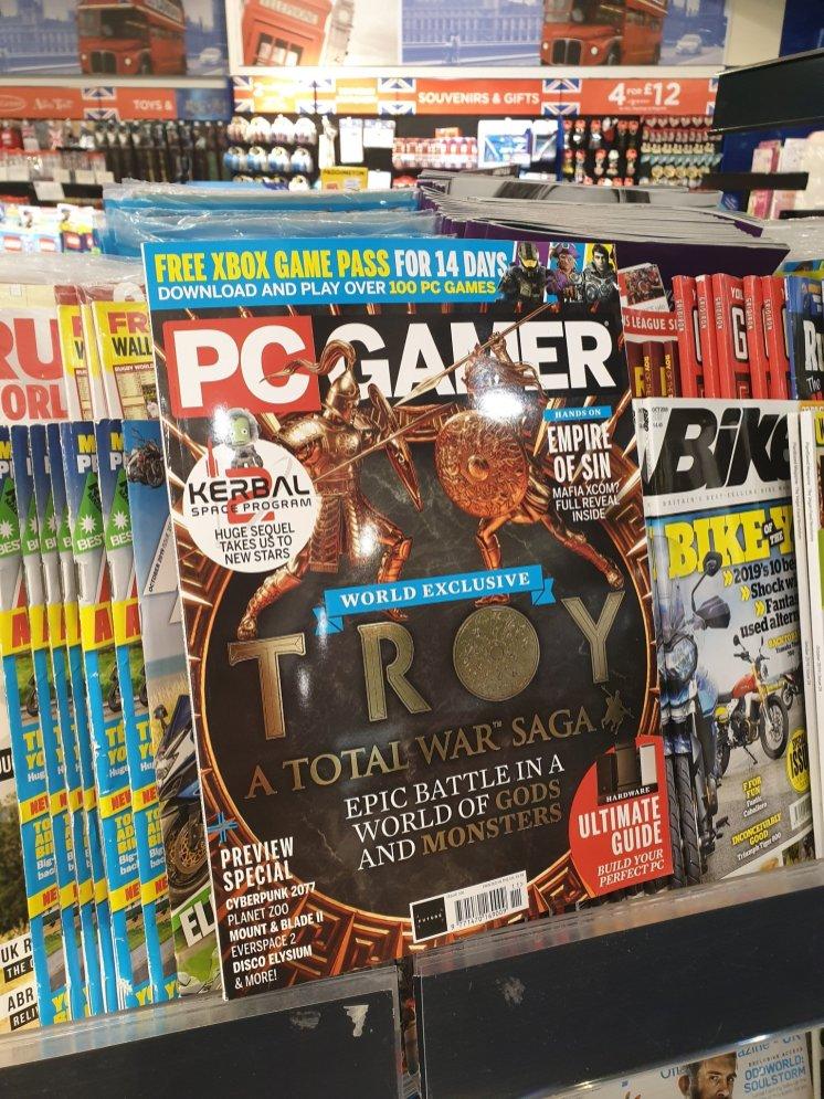 Total War Saga: Troy PC için onayladı 2