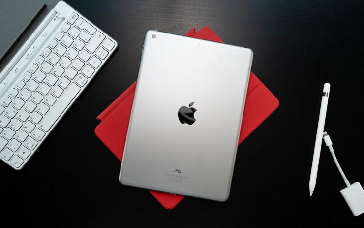 iPad 2018 testi