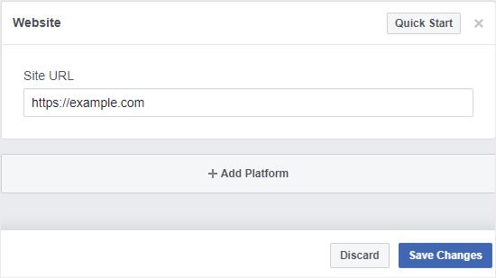 Web sitesi adresi ekle