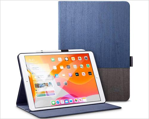 İPad 10.2-inç 7. Nesil için ESR Urban Premium Folio Kılıfı