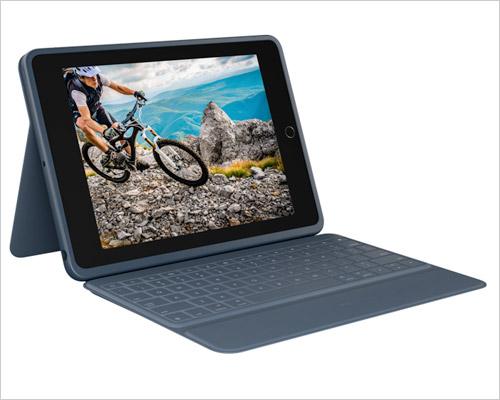 Logitech Dayanıklı Folio iPad 7 Kılıfı