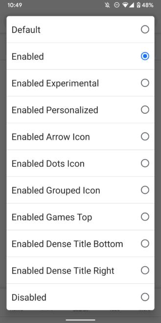 Chrome Canary 'En iyi siteler' önerilerini yeni sekme sayfasında test ediyor 6
