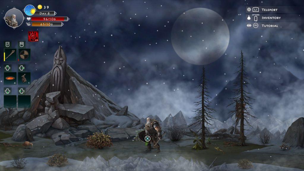 PS4 için Niffelheim İnceleme - Ben Bir Survivor 3