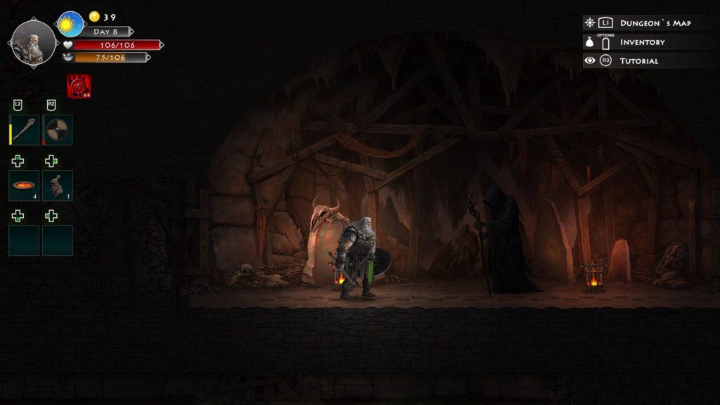 PS4 için Niffelheim İnceleme - Ben Bir Survivor 5