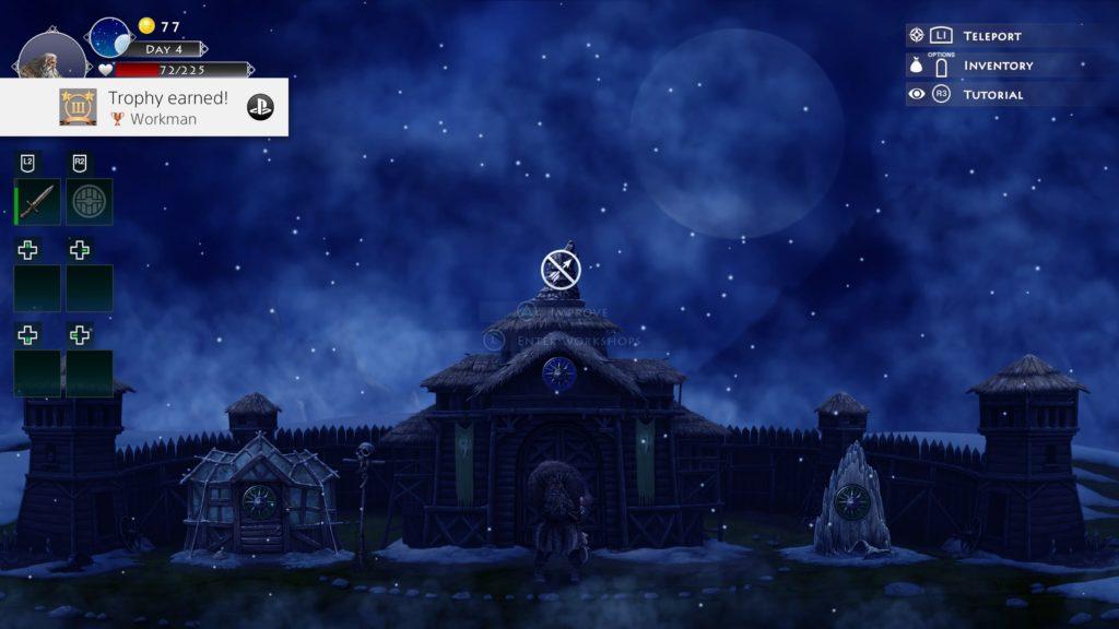 PS4 için Niffelheim İnceleme - Ben Bir Survivor 4
