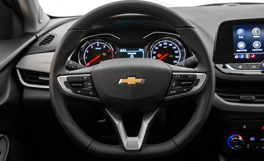 Wifi ve yeni motor ile yeni Chevrolet Onix ve Onix Plus 9