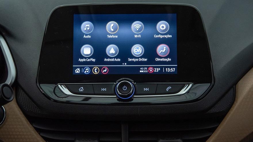 Wifi ve yeni motor ile yeni Chevrolet Onix ve Onix Plus 11