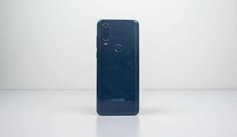 biz Motorola One Action arka test ettik