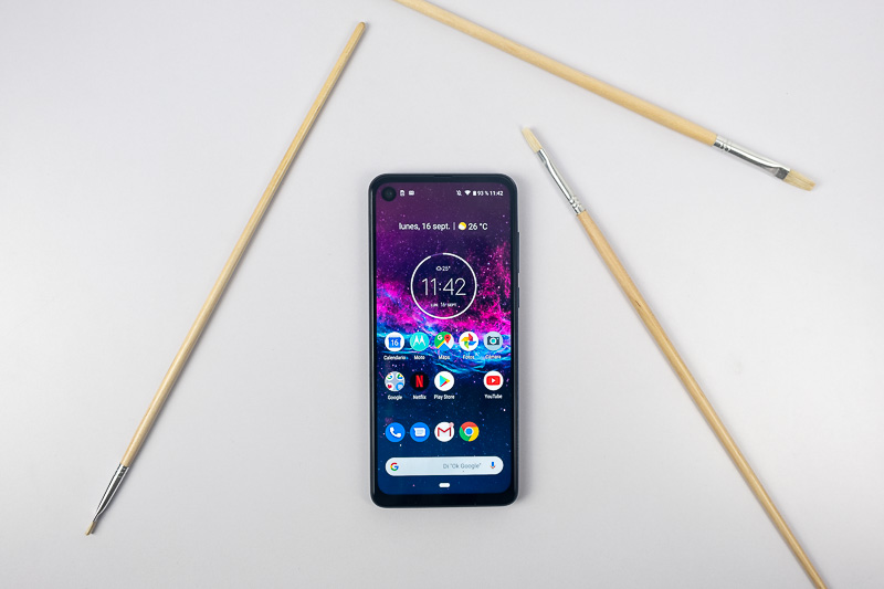 Motorola One Action finalini test ettik