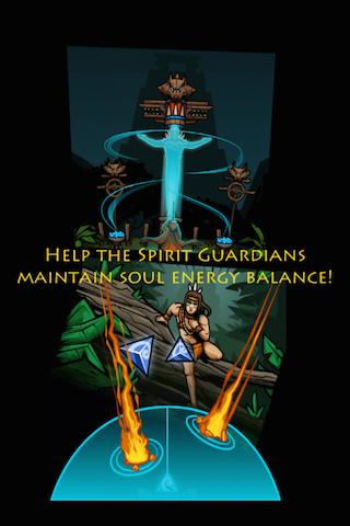 Spirit Run, iPhone ve iPad'iniz için sonsuz bir yarış oyunu 6